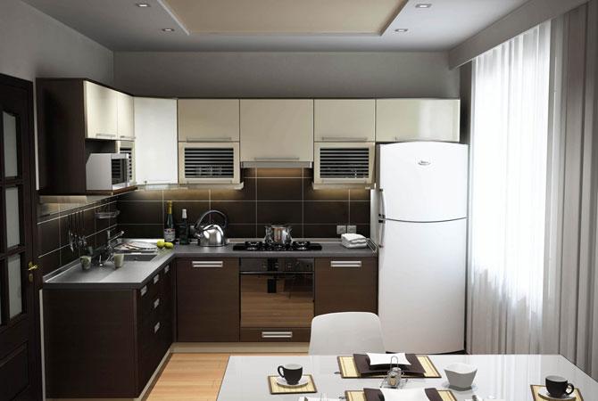 конвекторная печь в интерьере дома