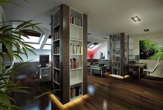 интерьер дачной комнаты в стиле кантри
