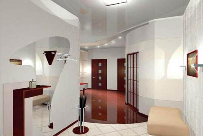 дизайн комнат в однокомнатной квартире