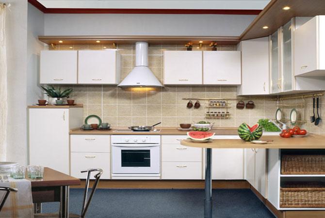 переделка и ремонт квартир кухни