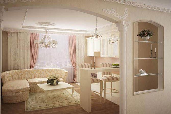 интерьер спальной комнаты в хрущевке
