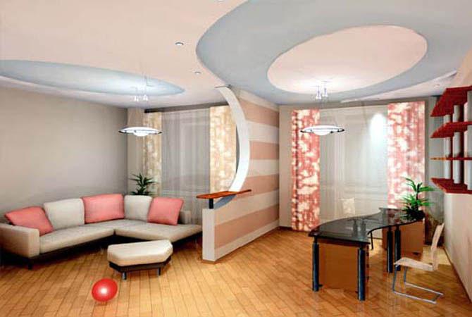 дизайн 2-х комнатной квартиры в хрущёвке