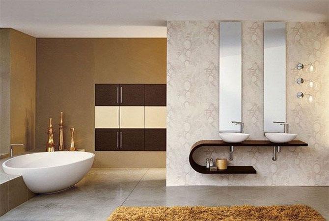 ремонт ванная комната дизайн фото
