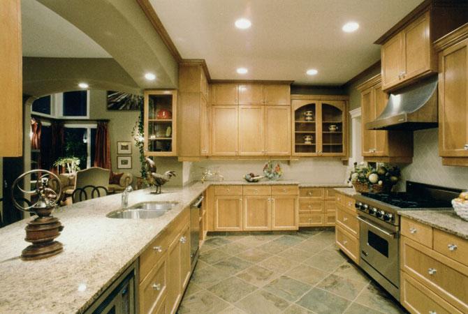 роль комнатных растений в интерьере кухни