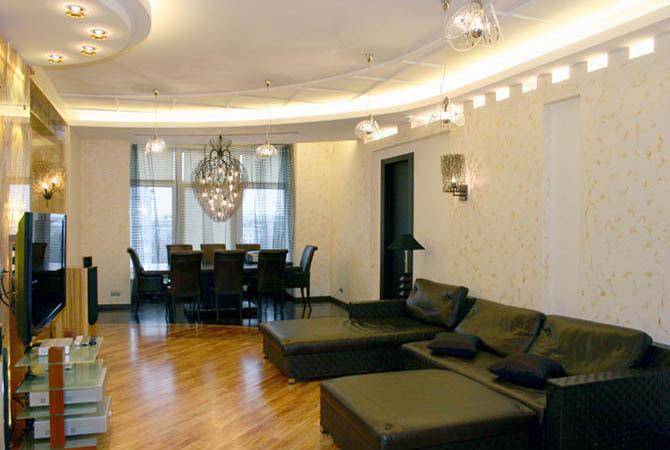 фото с дизайном квартир город тюмень