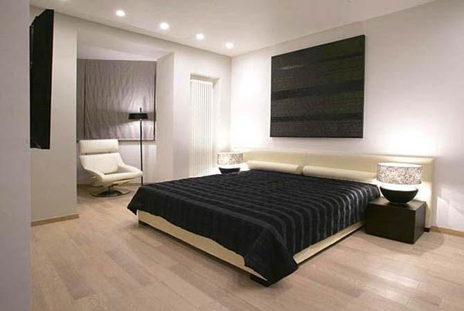 дизайн гостиной с перегородкой посредине комнаты