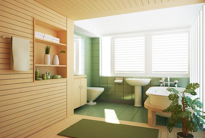 Дизайн проходной детской комнаты
