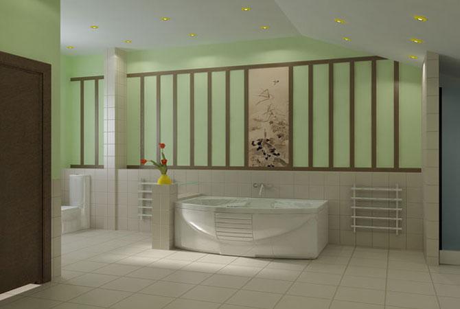 дизайн интерьера квартиры кабинета