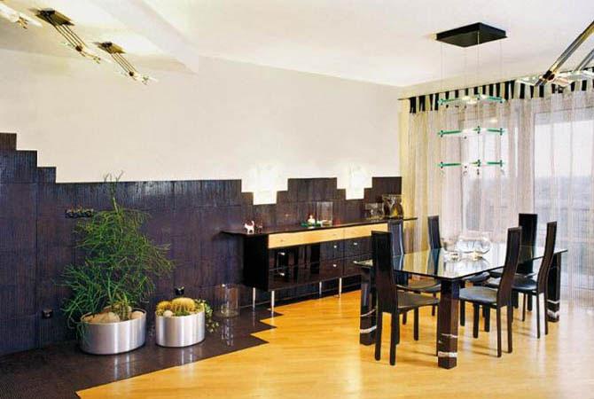 украшения в дизайне квартиры