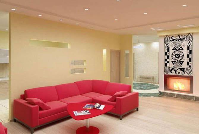 проект перепланировки однокомнотной квартиры ii-68