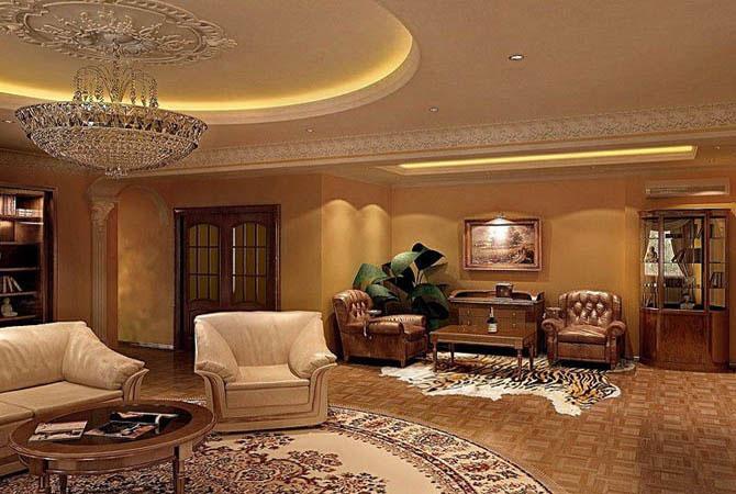 фото гламурного дизайна комнат
