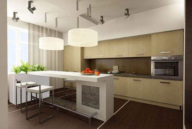 Фото дизайна однокомнатной квартиры 40 кв.м