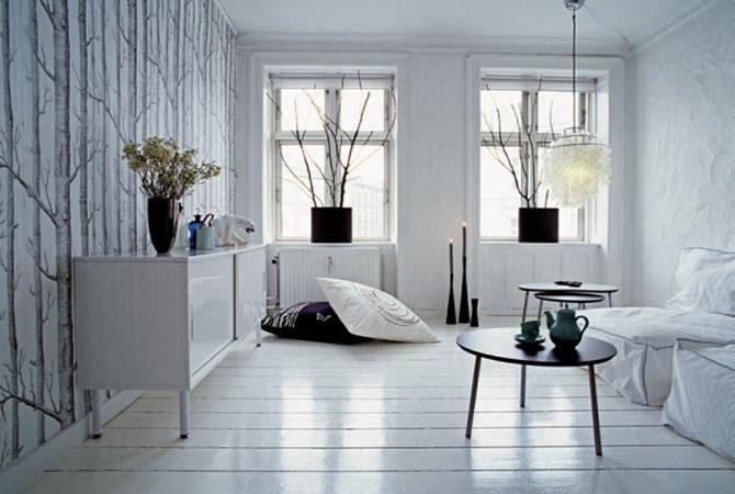 интерьер квартир стиль хай-тек