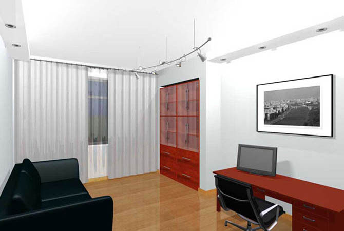 дизайн интерьер квартиры фото