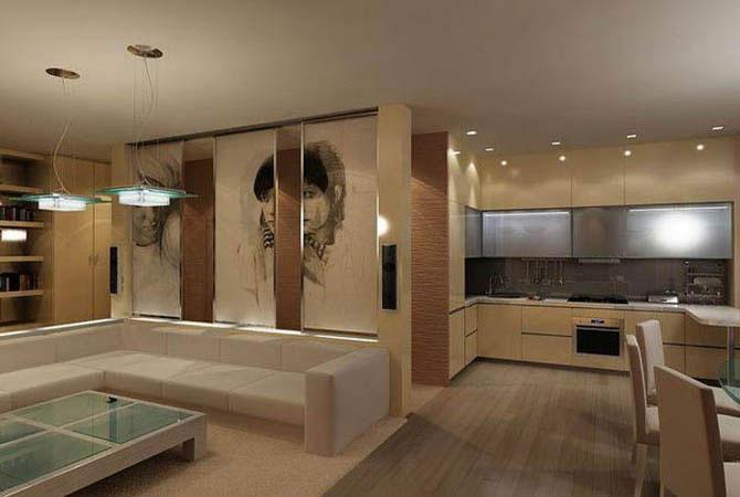 капитальный ремонт в жилых домах на юзао