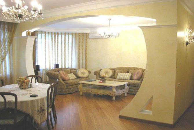 элитный интерьер квартиры и дома