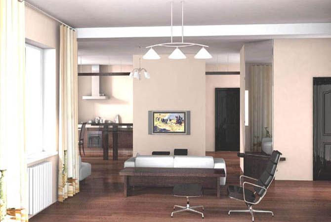 ремонт квартир в стиле фен шуй 2009г