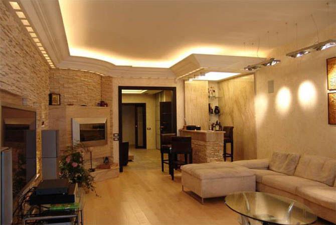 ремонт скрытой электропроводки дома