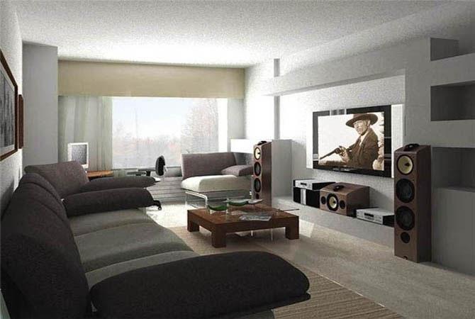 пустой японский стиль интерьера домов как называется
