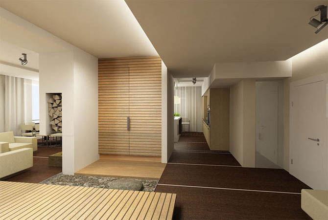 дизайн квартир типовой двушки