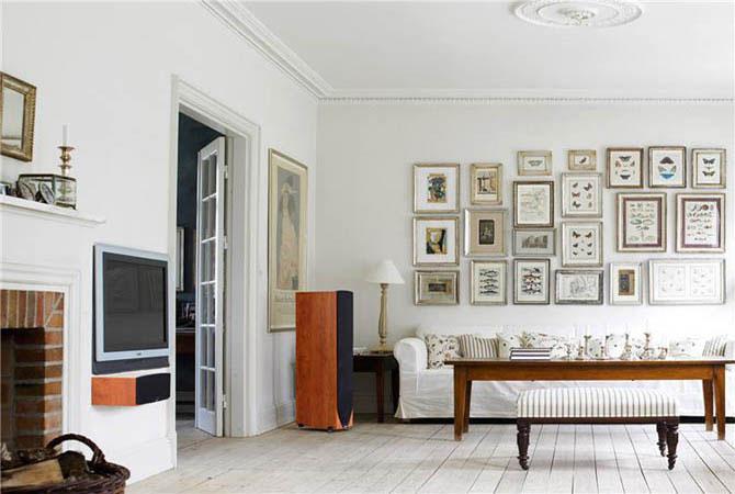 дизайн узкой и длинной комнаты