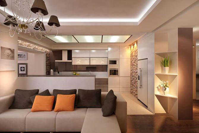 панельный дом дизайн и интерьер квартир