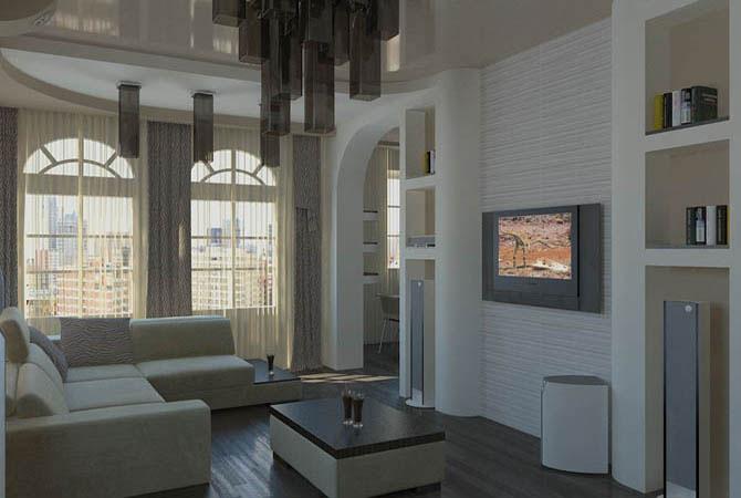 дизайнерские решения планеровки квартиры