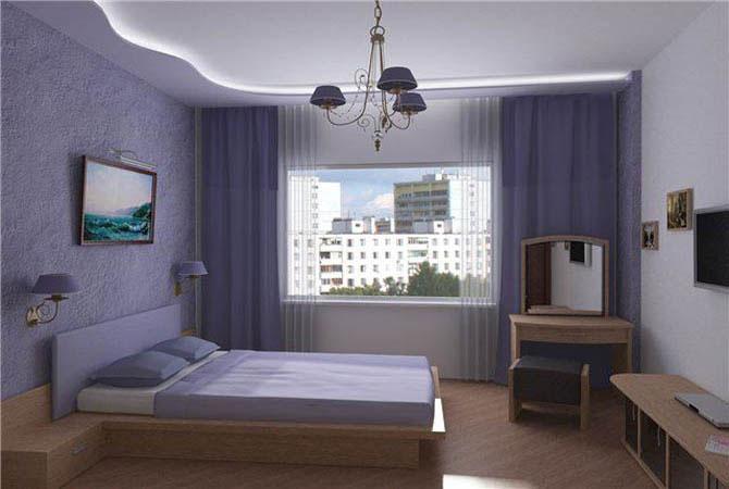 дизайн детской комнаты с двухярусной кроватью