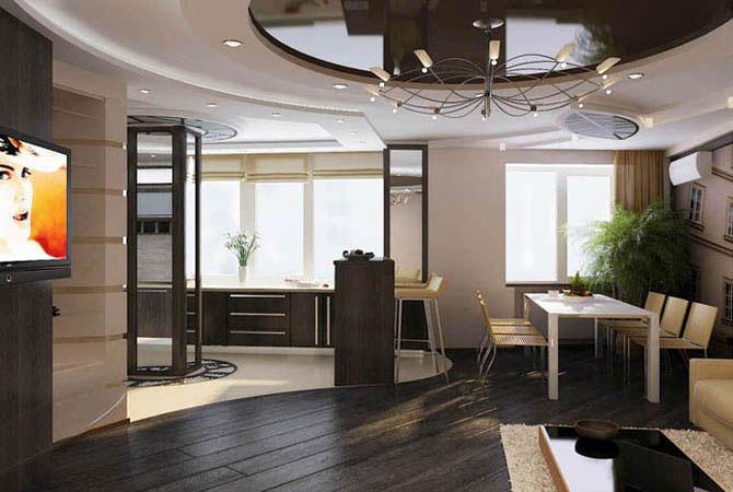 ремонт жилой комнаты как лучше?