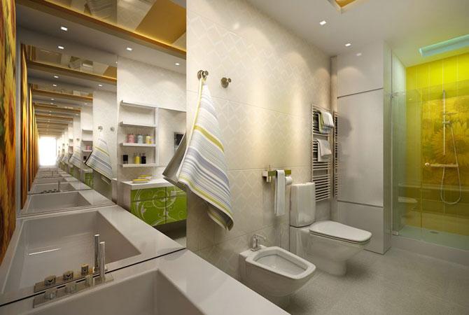 дизайн комнаты для девочки - подростка