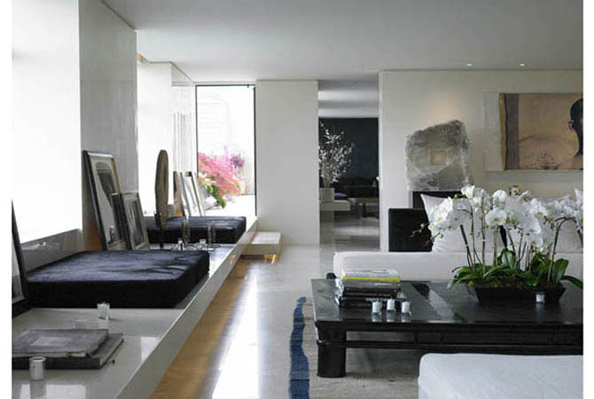 дизайн интерьер квартиры ярусные потолки