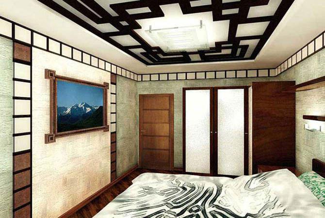 дизайн проект 4 комнатной квартиры