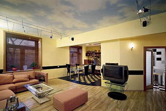арабский стиль в интерьере в совеременной квартире