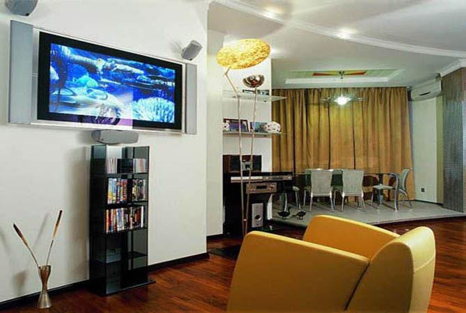 дизайн и перепланировка малогабаритной квартиры брежневки