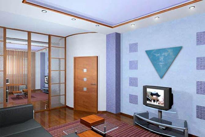 отделка квартик японский минимализм