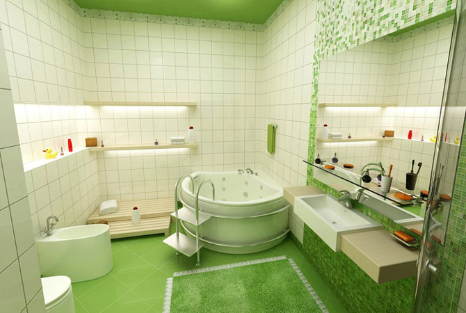 с чего начать ремонт в ваннй комнате