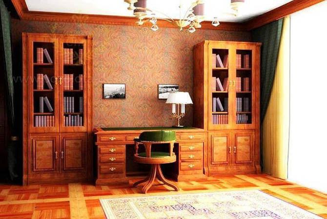 классический дизайн квартиры и коттеджа