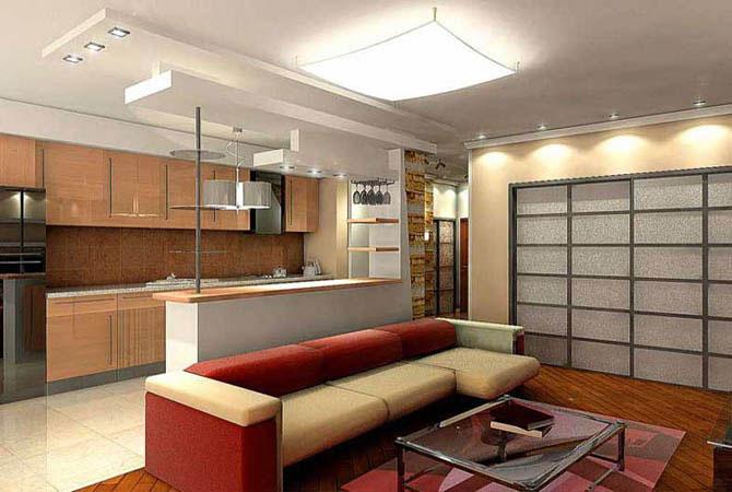 дизайн двухкомнатной квартиры п-111