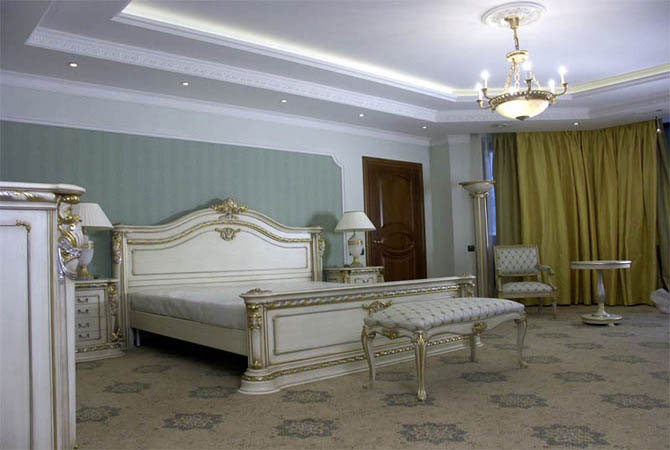 внутренняя отделка дома в комсомольске