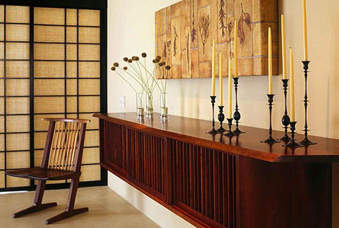 египетский стиль в дизайне квартир