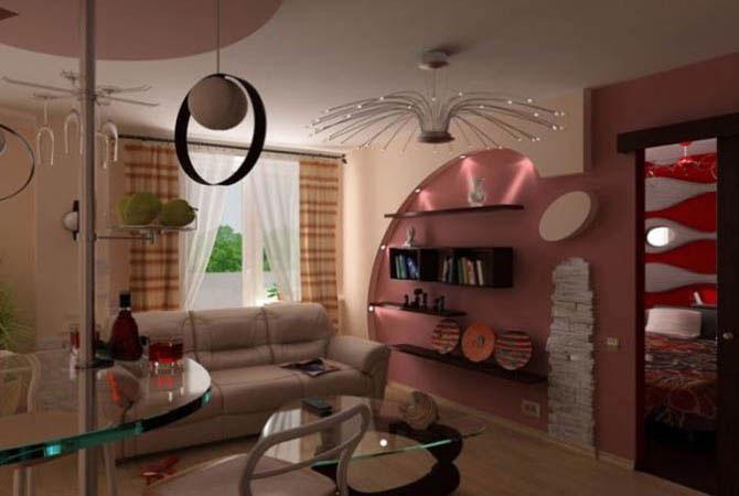 фото ремонт квартиры красиво и не дорого