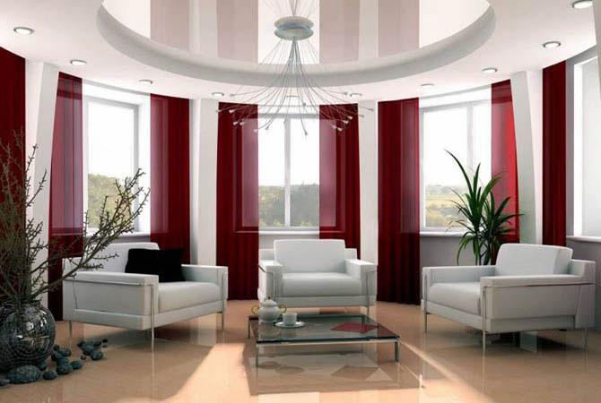 дизайн комнаты с окном фото