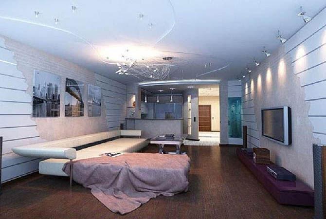 скандинавский стиль интерьера квартир